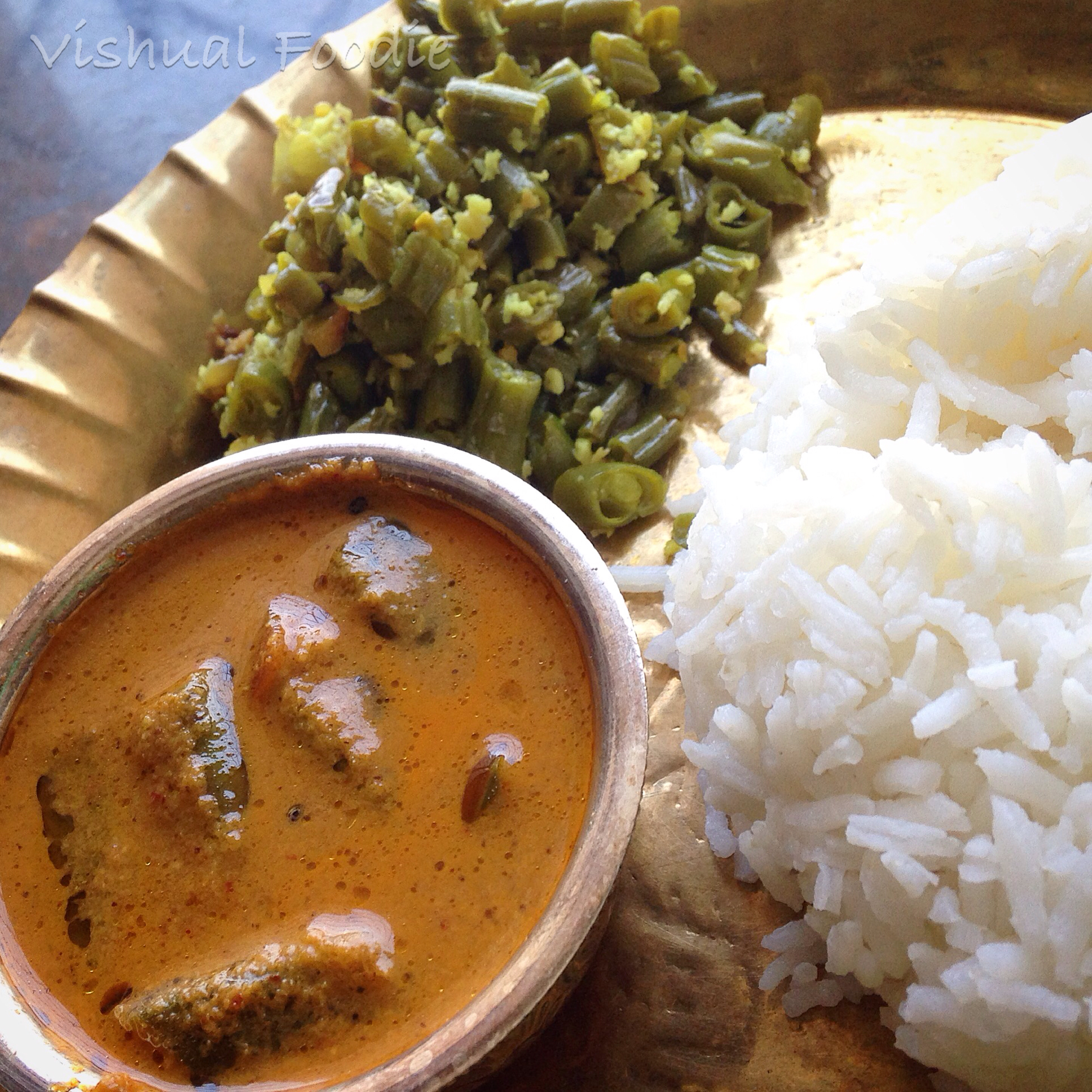lady finger curry recipe