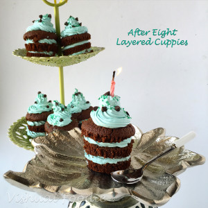 After Eight Layered Cuppies